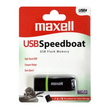 Maxell Speedboat 32GB Pendrive USB 2.0 - 855011.00.TW