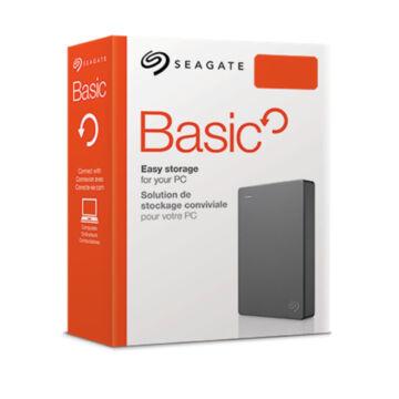 """Seagate Basic 5TB külső merevlemez [2.5"""", USB 3.0] STJL5000400"""