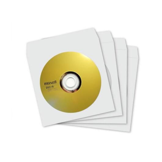 Maxell DVD+R 16X Lemez - Papírtokban (10) - 275737_P