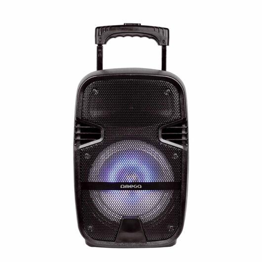 44168 Omega Bluetooth Party Hangfal + Karaoke Mikrofon