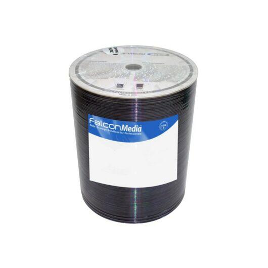 Falcon Media CD-R 700 Mb 52X Nyomtatható Lemez - Shrink (100) - F0512