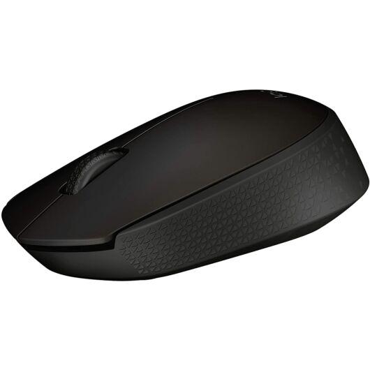 910-004798 Logitech B170 vezeték nélküli egér [1000 DPI] Fekete