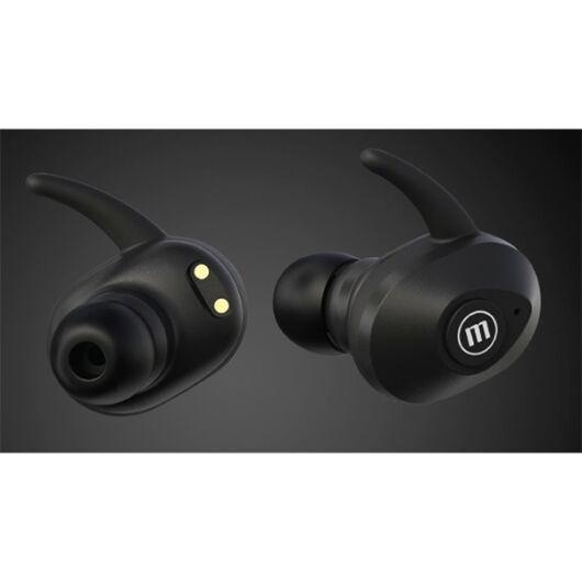 348481 Maxell TWS Mini Duo Earbuds Bluetooth Fülhallgató Fekete