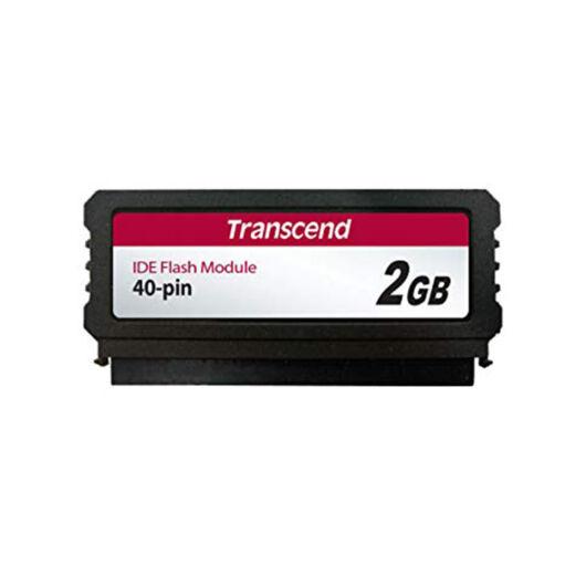 Transcend 2GB IDE PATA Flash Modul [40Pin-es csatlakozóval]  TS2GPTM520