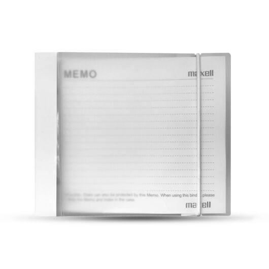 Maxell  Cd/DVD Táska 24 db Lemez Számára - Box-50 - BOX_50