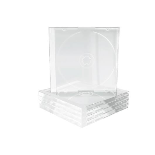 Cd Tok Normal Dupla 10,4 mm Clear (5 db) - BOX31-T-2