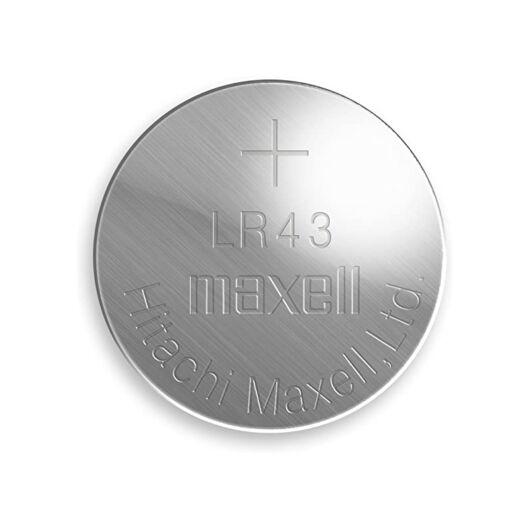 11716900 Maxell Alkaline LR 43