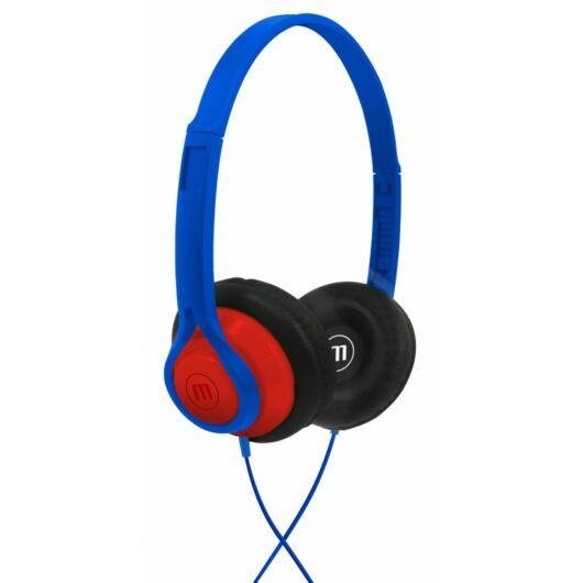Maxell Legacy Fejhallgató [+Mic] Kék