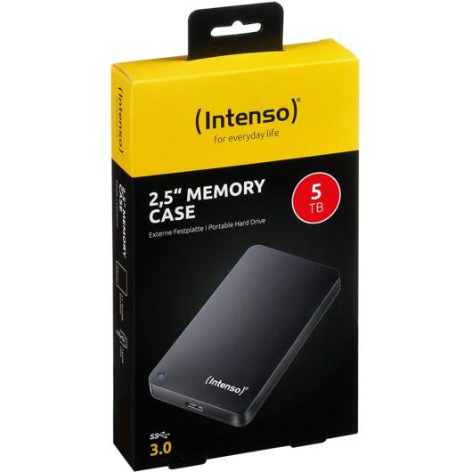 Intenso HDD 5TB 2,5 Memory Case Black 3.0 - 6021513