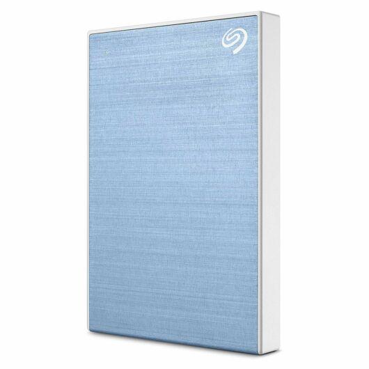"""STHN1000402 Seagate Backup Plus Slim 1TB külső merevlemez [2.5"""", USB 3.0] Kék"""