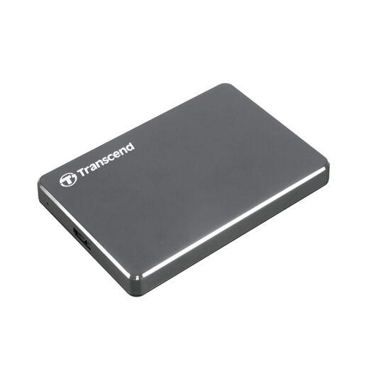 "Transcend 1TB StoreJet C3N Külső Merevlemez 2,5"" [USB 3.0]  TS1TSJ25C3N"