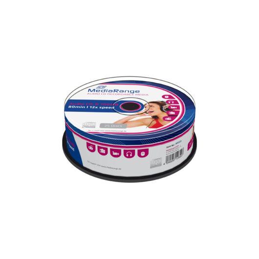 Mediarange CD-R 52X Audio Lemez - Cake (25) - MR223