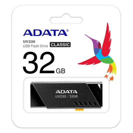 Adata UV230 32GB USB 2.0 pendrive - Kék AUV230-64G-RBL