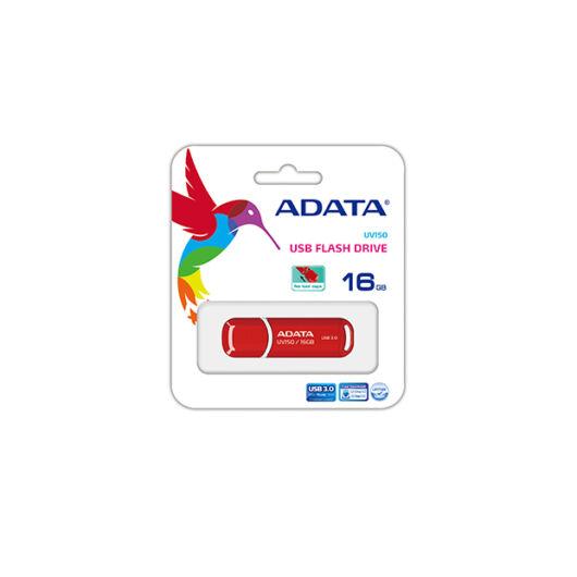 Adata UV150 Slim 16GB Pendrive USB 3.0 - Piros (AUV150-16G-RRD) - AUV150_16G_RRD