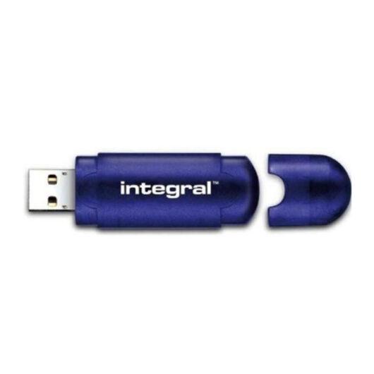 INFD32GBEVOBL Integral 32GB EVO USB 2.0 pendrive - Kék
