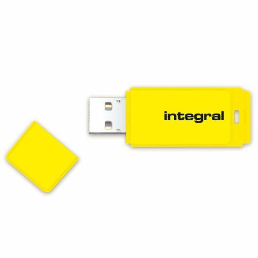 Integral 16GB USB 2.0 pendrive INFD16GBNEONYL