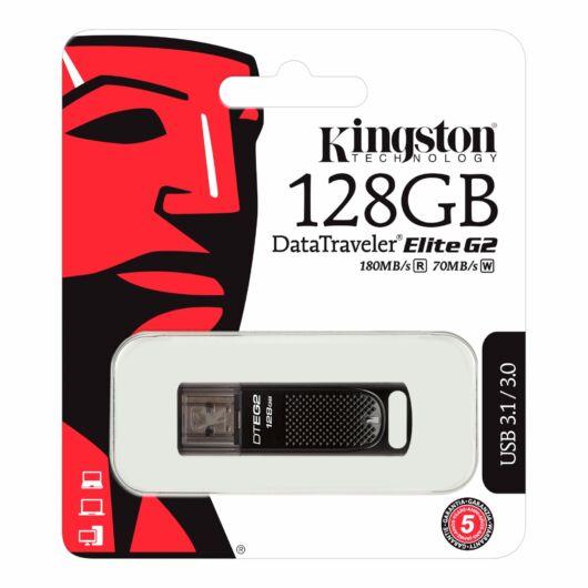 Kingston DataTraveler Elite 128GB 3.1/3.0. 70/180MB/s - DTEG2_128GB
