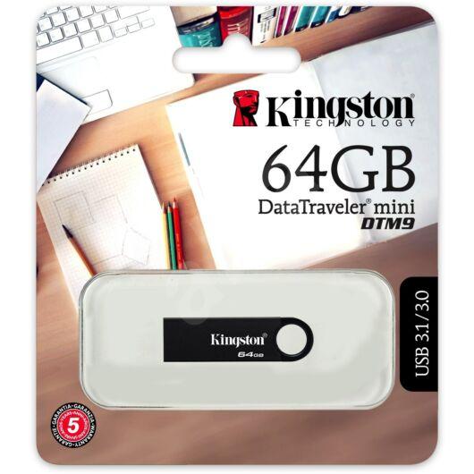 Kingston DT Mini9 64GB pendrive [USB 3.0] 180/60MBps