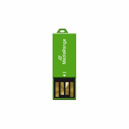Mediarange Nano Paper-Clip 32GB Pendrive USB 2.0 - MR977