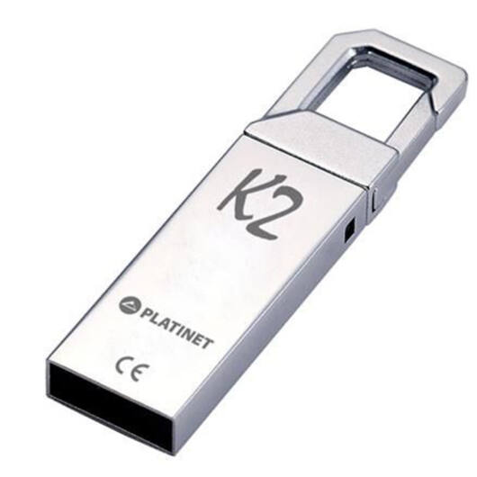 44991 Platinet G-Depo 64GB Pendrive [USB 2.0] Mountain Series K2