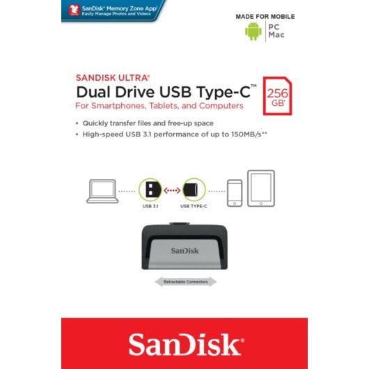 SanDisk Ultra USB Type-C 128GB Pendrive (150 Mb/S) (SDDDC2-128G-G46) - SDDDC2_128G_G46