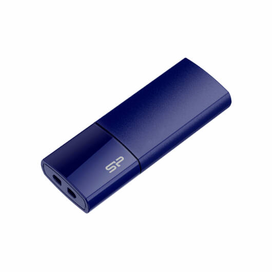 SP016GBUF3B05V1D Silicon Power 16GB Blaze Pendrive B05 USB 3.2 Kék