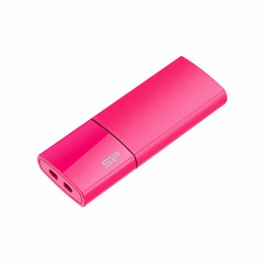 SP064GBUF3B05V1H Silicon Power 64GB Blaze Pendrive B05 USB 3.2 Pink