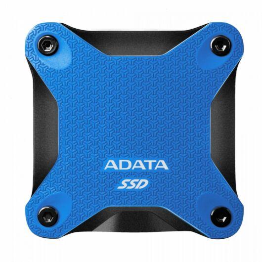Adata 480GB Külső SSD SD600Q USB 3.1 Fekete