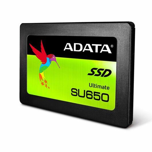 """ADATA SU650 120GB SSD Meghajtó [2.5""""/SATA3]"""