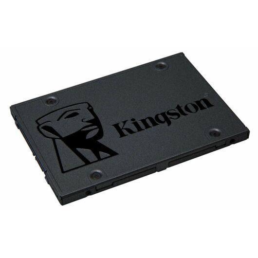 """Kingston A400 480GB SSD Meghajtó [2.5""""/SATA3]"""