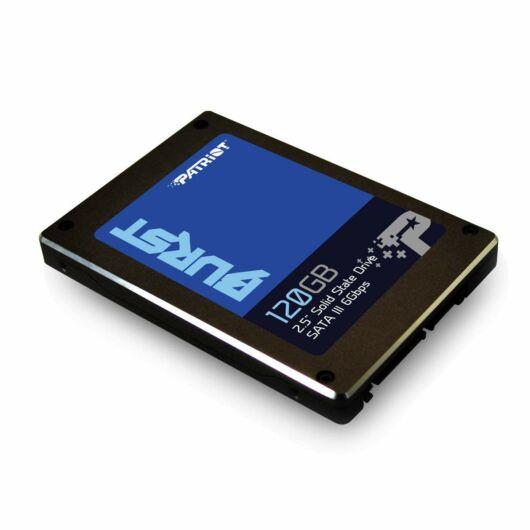 """Patriot Burst 120GB SSD Meghajtó [2.5""""/SATA3]"""