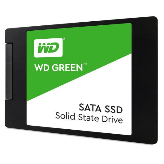 """WD Green 240GB SSD Meghajtó [2.5""""/SATA3]"""