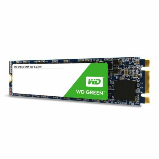 WD Green 480GB SSD Meghajtó [M.2/SATA]