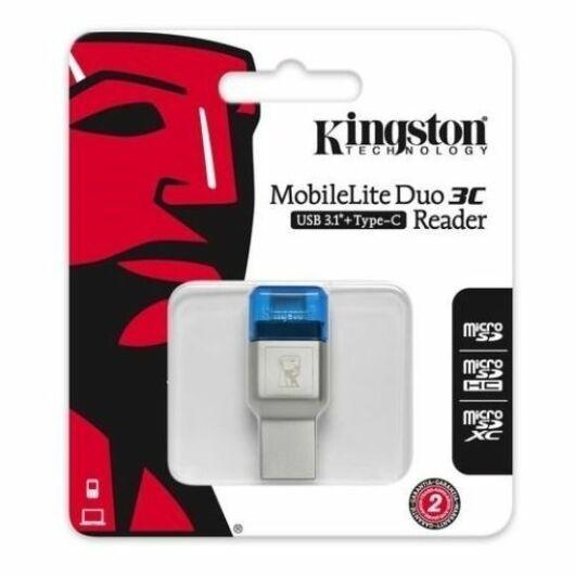 Kingston Mobilelite G4 USB 3.0 Kártyaolvasó - FCR_MLG4