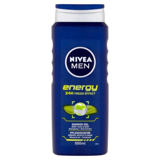 Nivea Férfi Energy Tusfürdő 500 ml