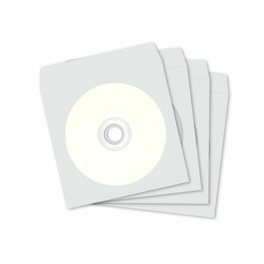 Mediarange DVD-R Nyomtatható Fényes Felületű, Vízálló Lemez - Papírtokban (1) - MRPL613/P