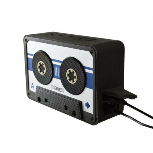 Maxell Bluetooth hangszóró BT90 CASSETTE Silver - 961059.00.CN