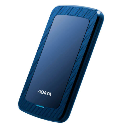 ADATA HV300 külső HDD 2TB 2.5 USB 3.1, kék - AHV300-2TU31-CBL
