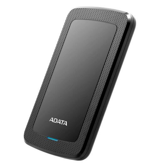 ADATA HV300 külső HDD 4TB 2.5 USB 3.1, fekete - AHV300-4TU31-CBK