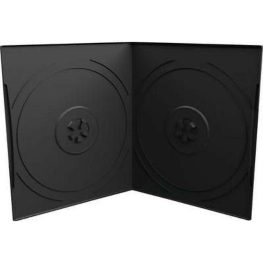DVD tok 7mm Dupla PP Pocket - BOX10-2