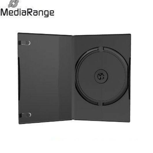 Dvd tok 14mm - 1 lemezes, szimpla (MediaRange) EU - BOX11-M