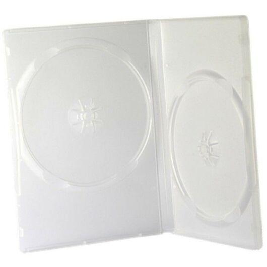 DVD Tok Dupla 14 mm Clear (Mediarange) - BOX26-M