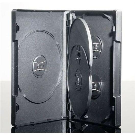 DVD tok 6 lemezes 22 mm (5 db) - BOX35-6
