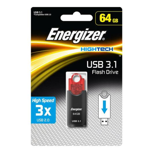 Energizer Push 64GB Pendrive USB 3.1 - FUS30H064R
