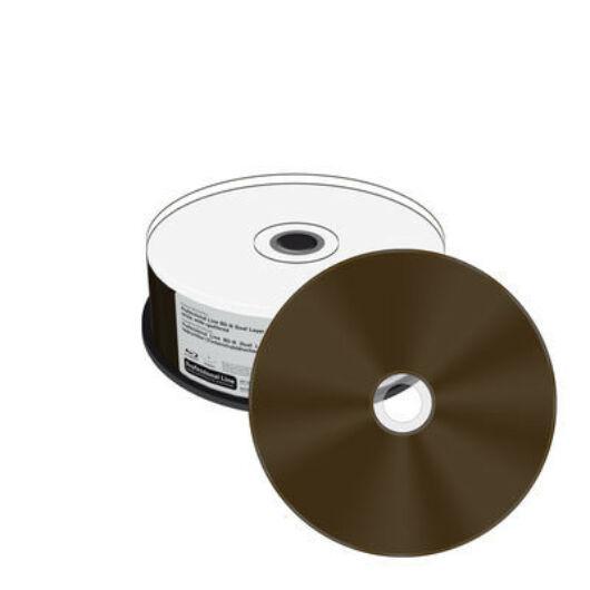 Mediarange BD-R DL 50 GB 6x Proselect Nyomtatható Felületű Lemez Cake (25) - MRPL403