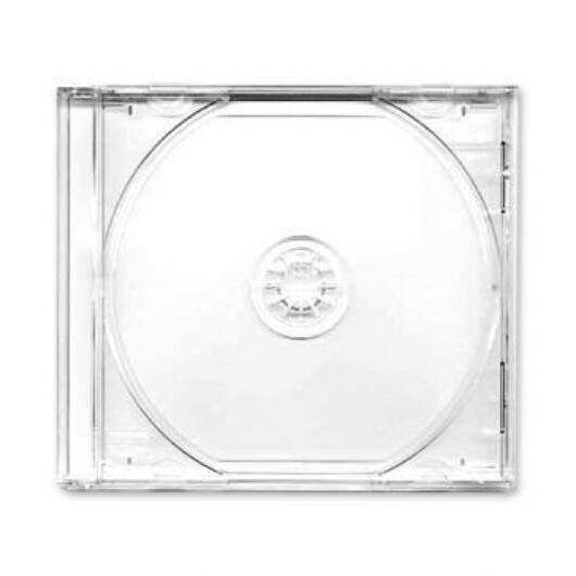 Cd Tok Normal Clear 10,4 mm HQ - MXBOX24