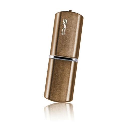 Silicon Power 8GB Luxmini Pendrive 720 USB 2.0 Bronz - SP008GBUF2720V1Z