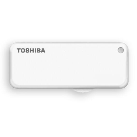 Toshiba 64GB Pendrive U203 USB 2.0 Fehér - THN-U203W0640E4