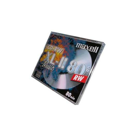 Maxell CD-RW Audio Lemez - Normál Tokban (1) - 624865_35