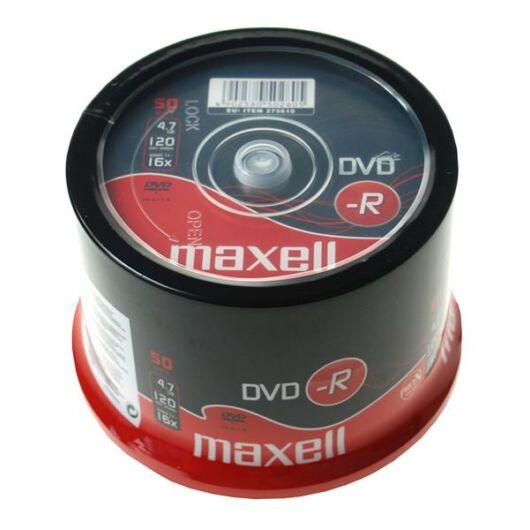 Maxell DVD-R 16X Lemez - Cake (50) - 275610_40